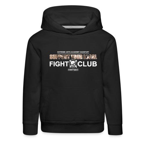 Support Your Local Fightclub - Kinder Premium Hoodie