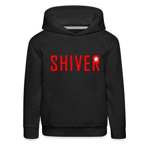 Shiver Logo - Kids' Premium Hoodie