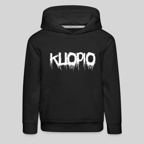 Kuopio - Lasten premium huppari