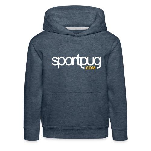 SportPug.com - Lasten premium huppari