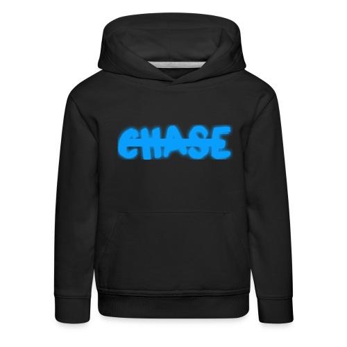 big_chase_bl - Kids' Premium Hoodie