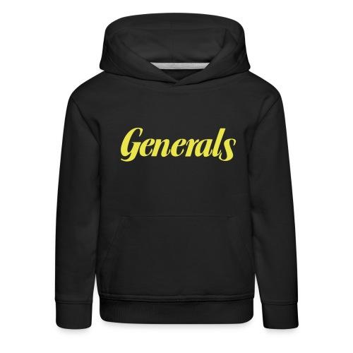Generals - Kinder Premium Hoodie