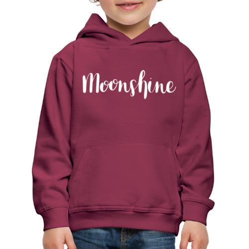 Moonshine - Kinder Premium Hoodie