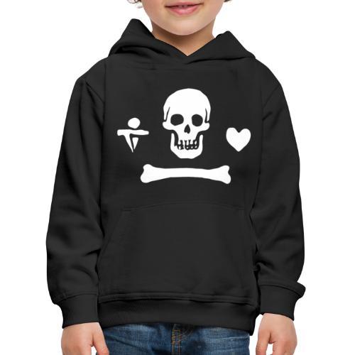 Stede Bonnet Flag - Pull à capuche Premium Enfant
