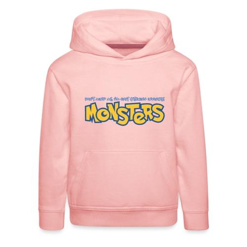 Monsters - Kids' Premium Hoodie
