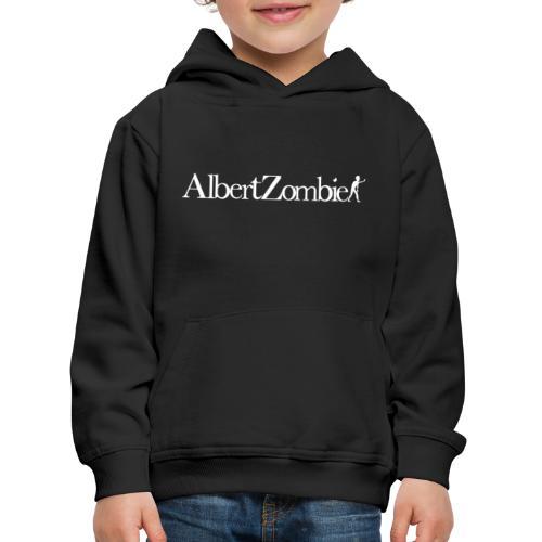 Albert Zombie White - Pull à capuche Premium Enfant