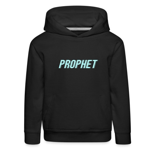 prophet_blue_scaled_smaller - Kids' Premium Hoodie