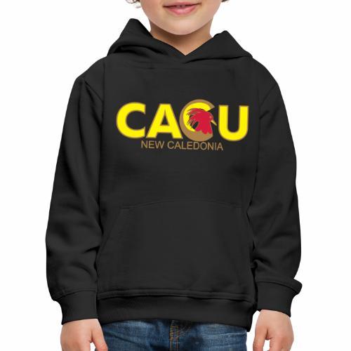 Cagu New Caldeonia - Pull à capuche Premium Enfant