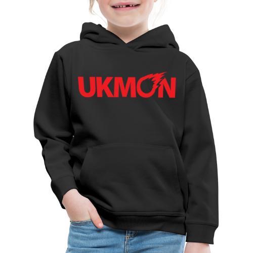 UKMON logo - Kids' Premium Hoodie