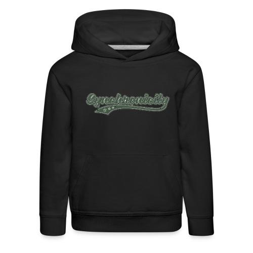 Synchronicity Vintage - Pull à capuche Premium Enfant