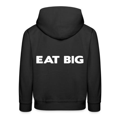 eatbig - Kids' Premium Hoodie