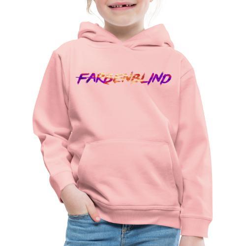 Farbenblind - Kinder Premium Hoodie