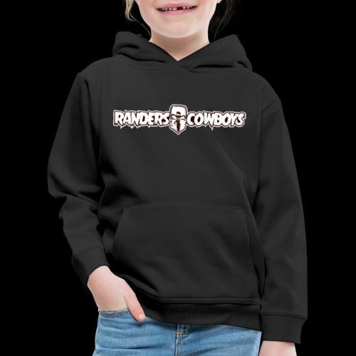 Randers Cowboys - Premium hættetrøje til børn