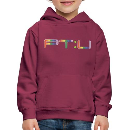 Rainbow PT:U for NHS - Kids' Premium Hoodie