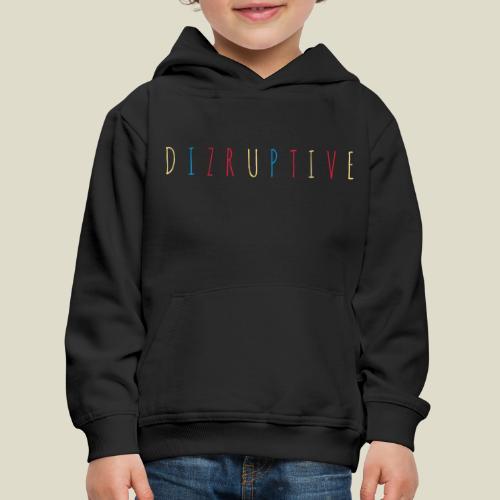 dizruptive bunt - Kinder Premium Hoodie