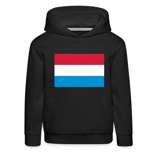 The Netherlands - Kinderen trui Premium met capuchon