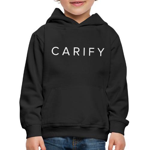 CARIFY - Kinder Premium Hoodie