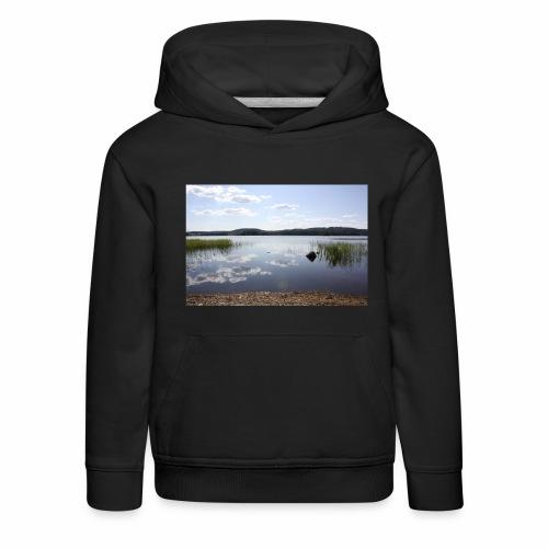 landscape - Kids' Premium Hoodie