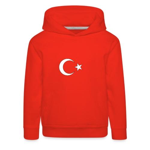 Turquie - Pull à capuche Premium Enfant