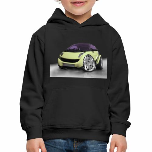 Smart, For two, Auto, Tuning, lustig - Kinder Premium Hoodie