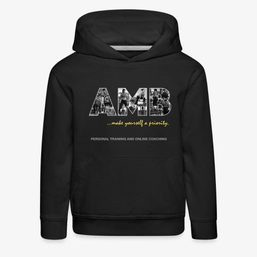 AMB Merchandise - Kids' Premium Hoodie