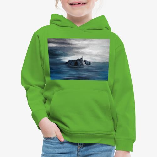 Zmierzch - Bluza dziecięca z kapturem Premium