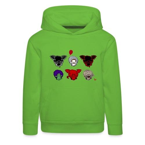 Moutons Creepers - Pull à capuche Premium Enfant