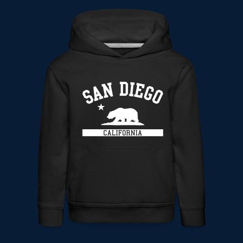 San Diego - Kinder Premium Hoodie