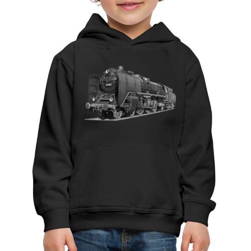 Dampflok Baureihe 01 Deutsche Reichsbahn DDR - Kinder Premium Hoodie