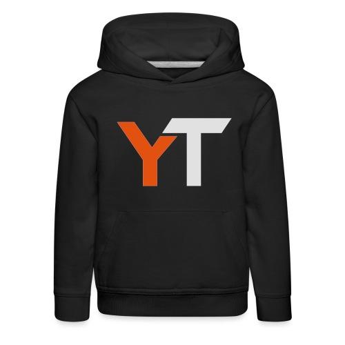 Yogii Tube - Kids' Premium Hoodie