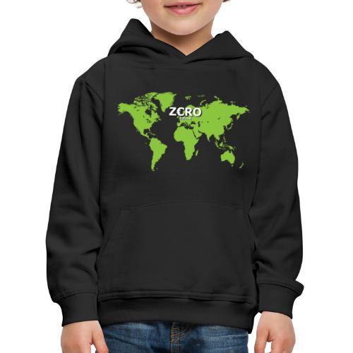 World Z€RO official - Kids' Premium Hoodie