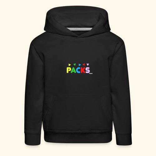 PACKSwear Logo Hoodie - Premium hættetrøje til børn