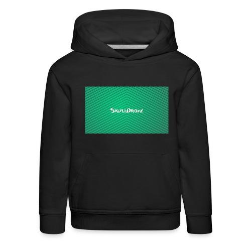 backgrounder - Kinder Premium Hoodie