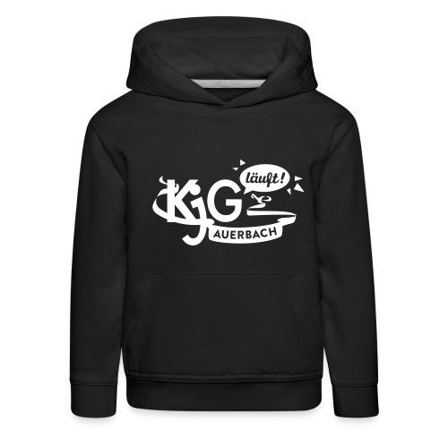 vector kjg - Kinder Premium Hoodie