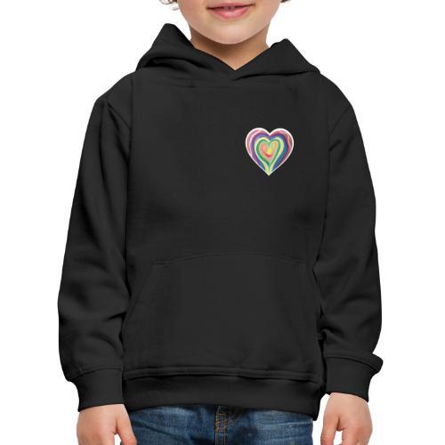 The art of love - Kids' Premium Hoodie
