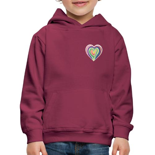 The art of love - Kids' Premium Hoodie