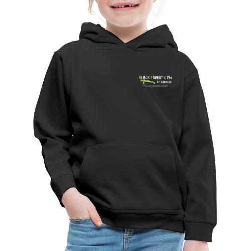 Black Forest Gym Logo - Kinder Premium Hoodie