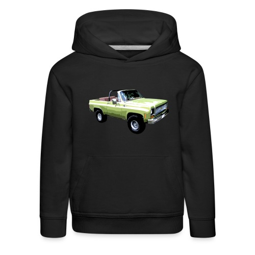 1974 K5 Blazer - Kinder Premium Hoodie