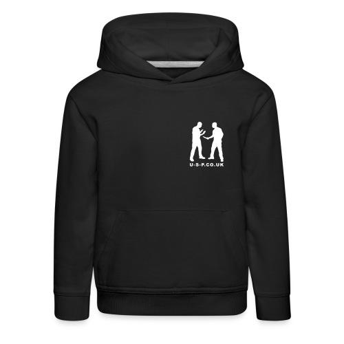 new artwork for tshirts 2 - Kids' Premium Hoodie
