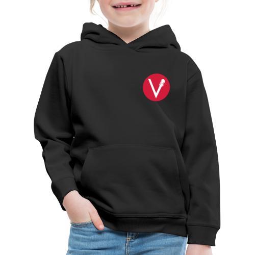 vtransparent neu - Kinder Premium Hoodie