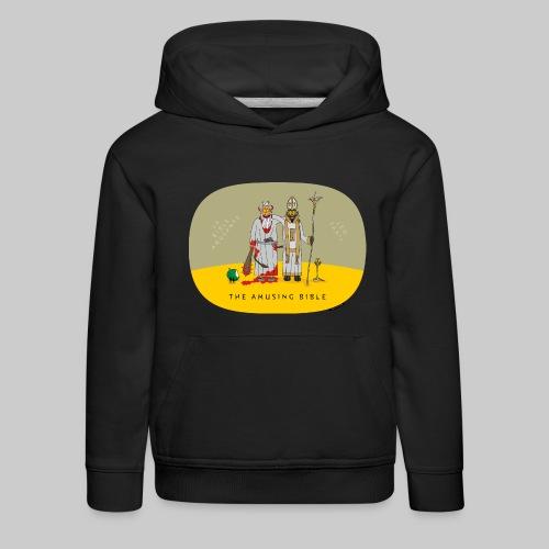 VJocys Devil Pope - Kids' Premium Hoodie