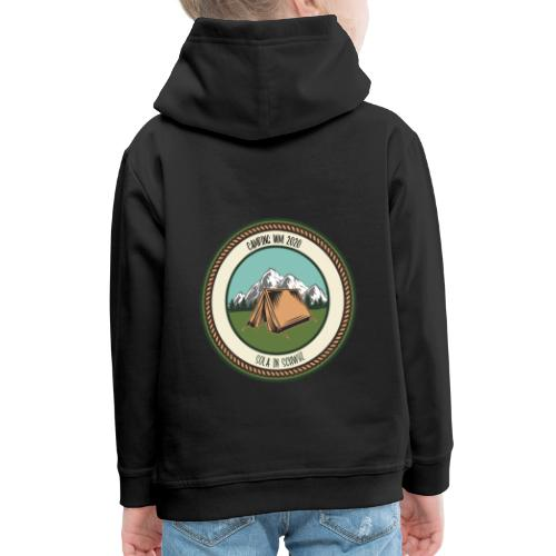 Sola 20 Camping WM - Kinder Premium Hoodie