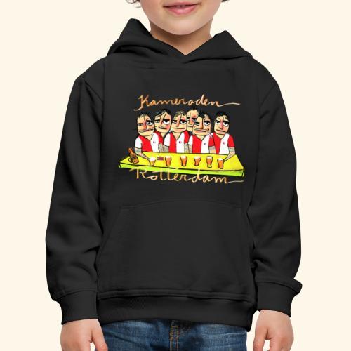 Kameraden Feyenoord - Kinderen trui Premium met capuchon
