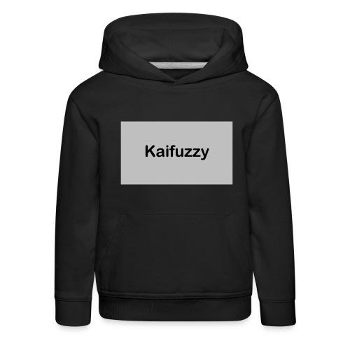 kids kaifuzzy shirts - Kids' Premium Hoodie