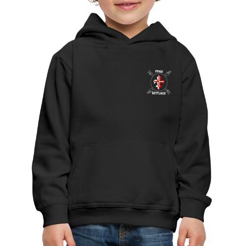 Logo weiss - Kinder Premium Hoodie