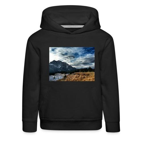 Wolkenband - Kinder Premium Hoodie