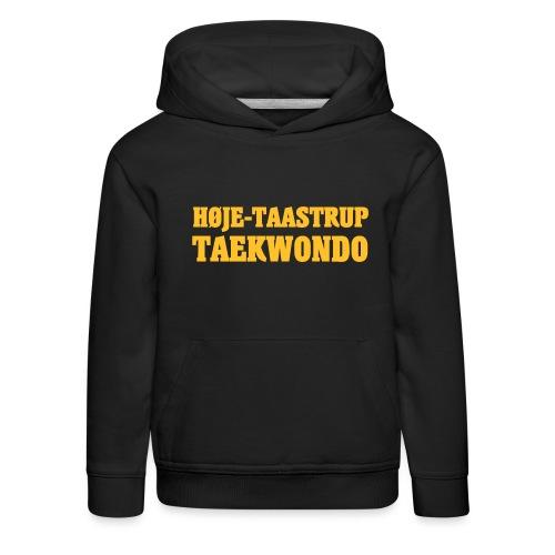 Høje-Taastrup Front Tryk - Premium hættetrøje til børn