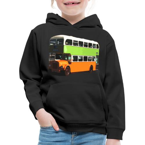 Glasgow Corporation Bus - Kids' Premium Hoodie