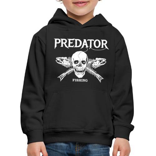 Predator Fishing T-Shirt - Kinder Premium Hoodie