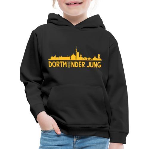 Dortmunder Jung Skyline - Kinder Premium Hoodie